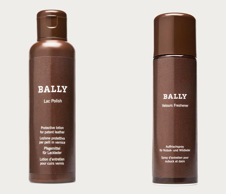 bally lac polish velours freshener
