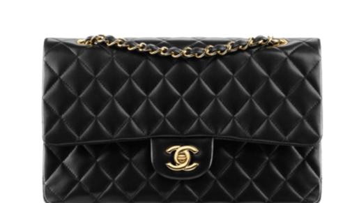 chanel-flap-bag-black