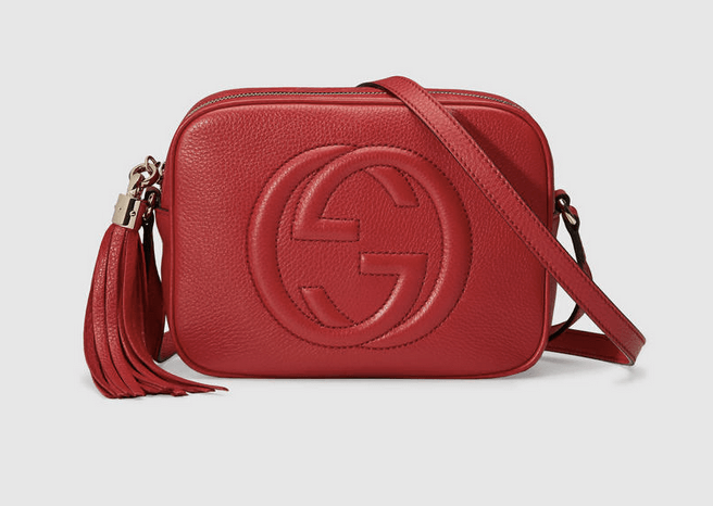 gucci-soho-leather-disco-bag-red