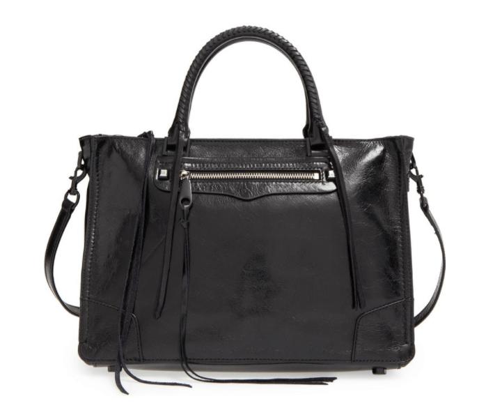 rebecca-minkoff-regan-satchel-black