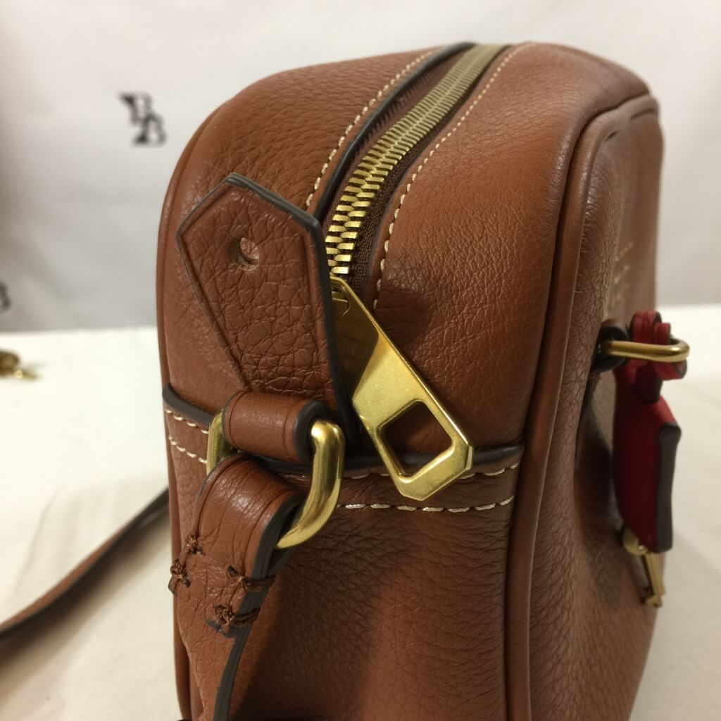 leather lock