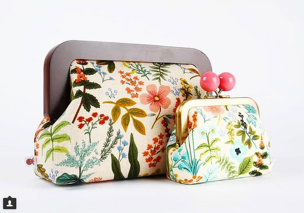 octopurse clutch purse