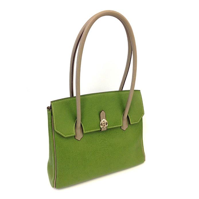 april in paris Scarlett Green handbag