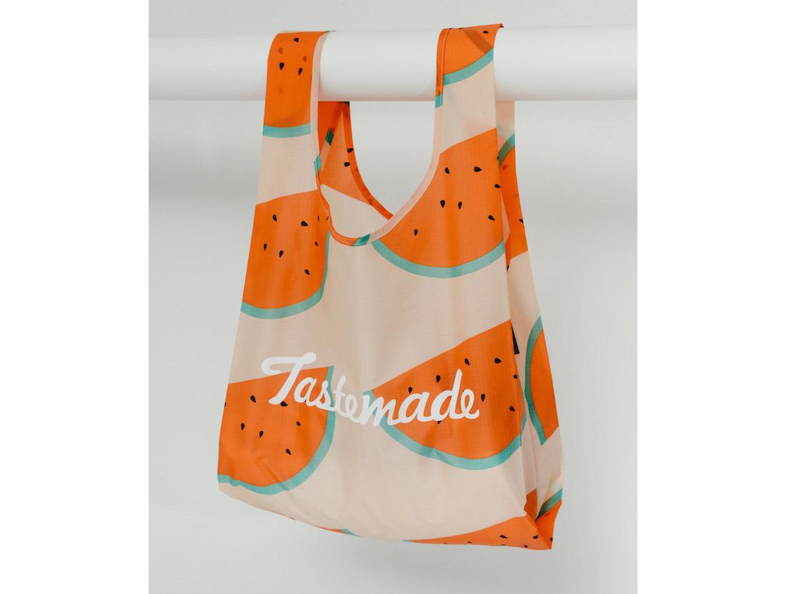 tastemade baggu watermelon bag