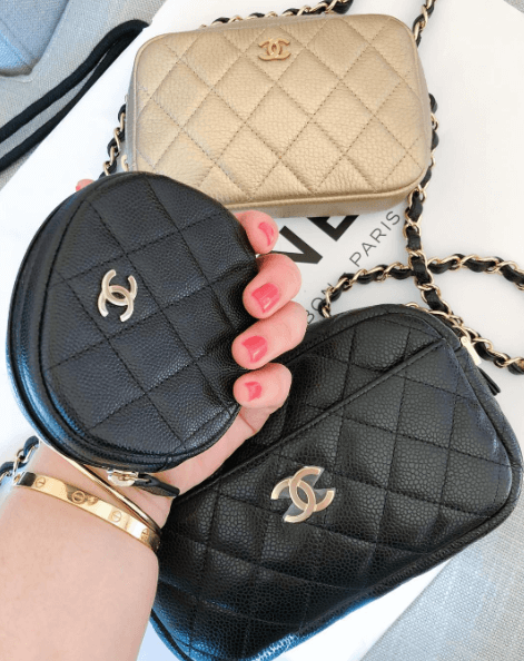 Chanel Camera Bag with change purse