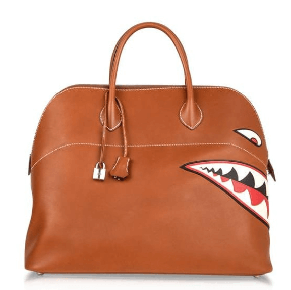 Hermes Boldie Monster Shark