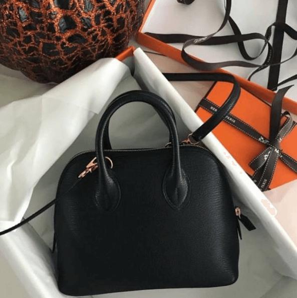 Hermes Boldie Noir Unboxed