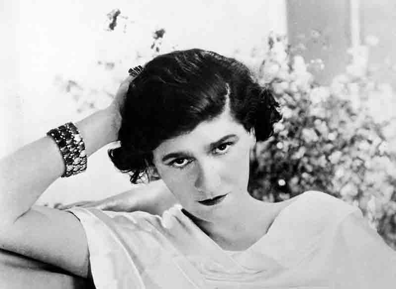 Coco Chanel circa 1920