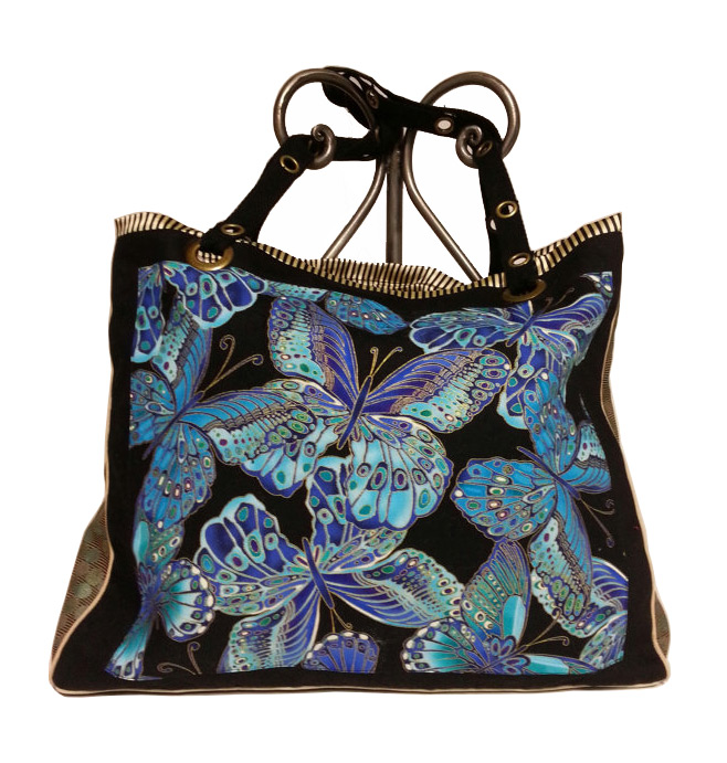 anna zapata butterfly bag
