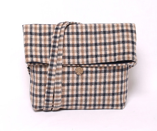 Checkered-bag