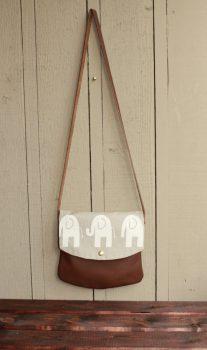 Elephant Boho Bag