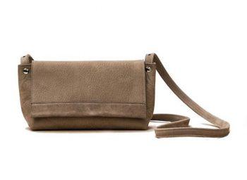 Nubuck Crossbody Bag