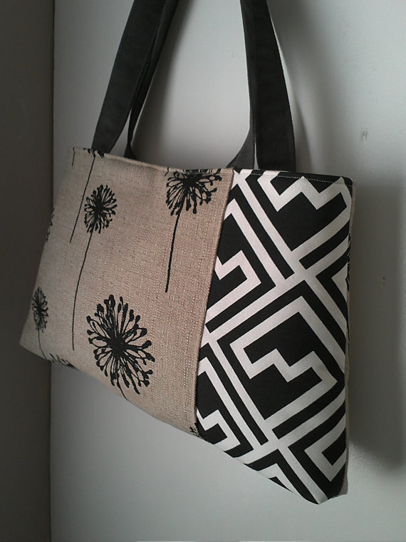 Other Side Dandelion Tote