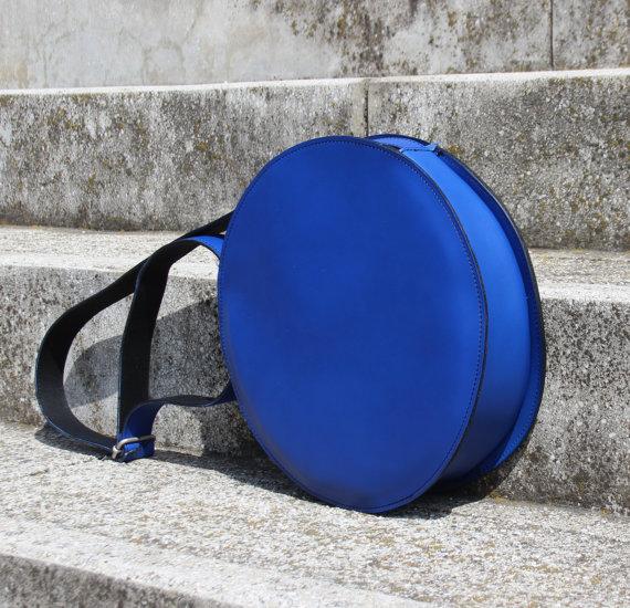 Blue bag side