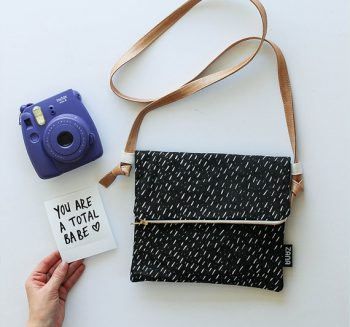 Speckled Crossbody