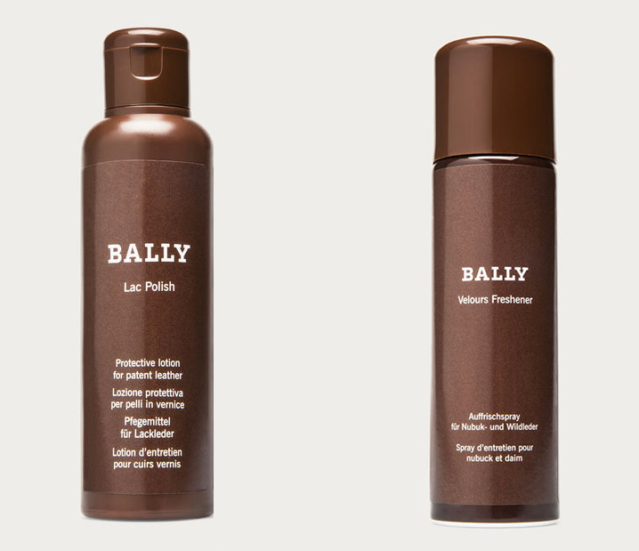 bally lac polish velours freshener
