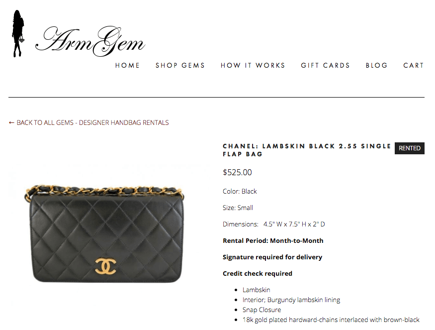 armgem-chanel-255-single-flap-lambskin-black