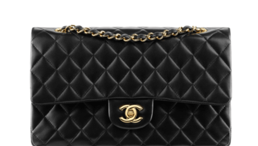 chanel-flap-bag-black