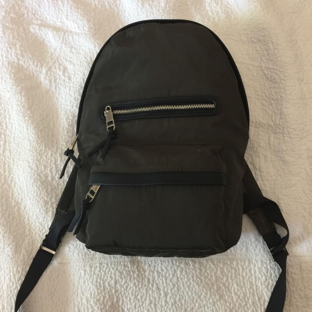 Madden Girl Tower Nylon backpack