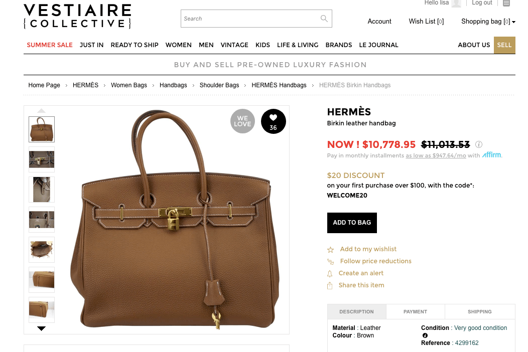 a9ede4bd19 18 Places To Buy Second-Hand Handbags