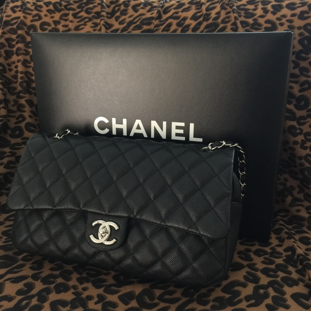 Chanel Flapbag with box
