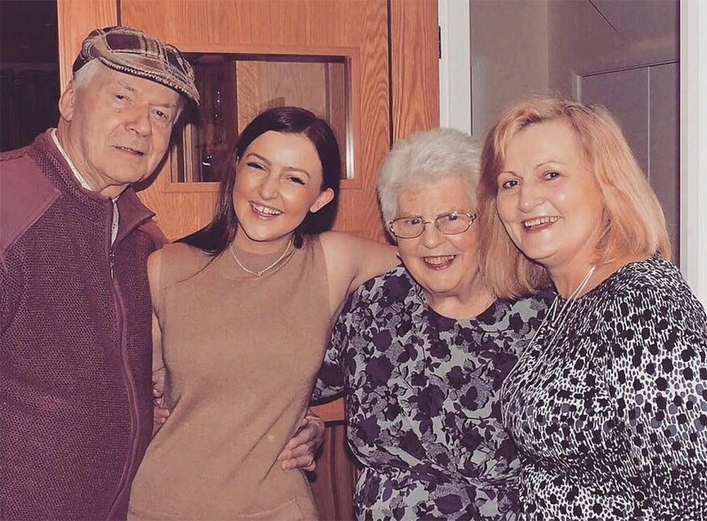 victoria bethencourt family