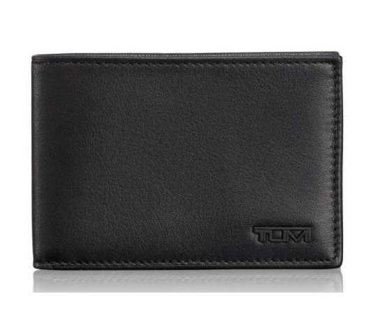 Tumi Delta ID Lock Shield Slim Single Billfold