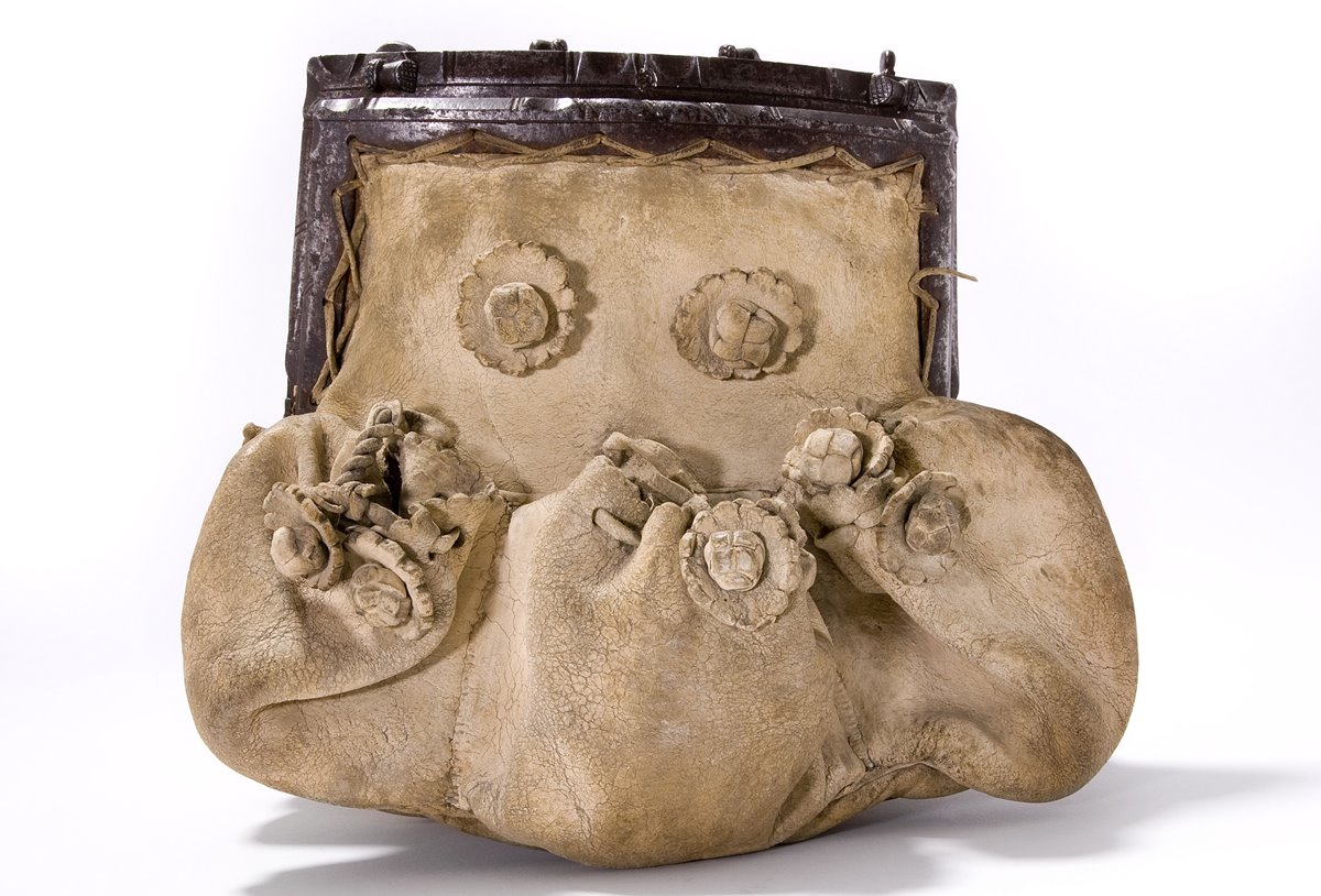 15th century French purse