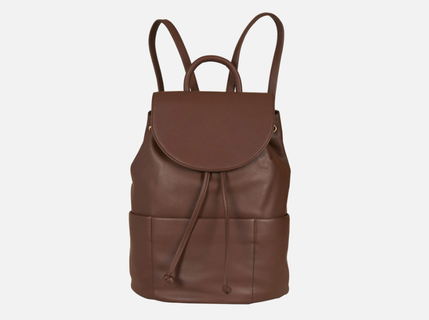 barr+barr everest chocolate backpack