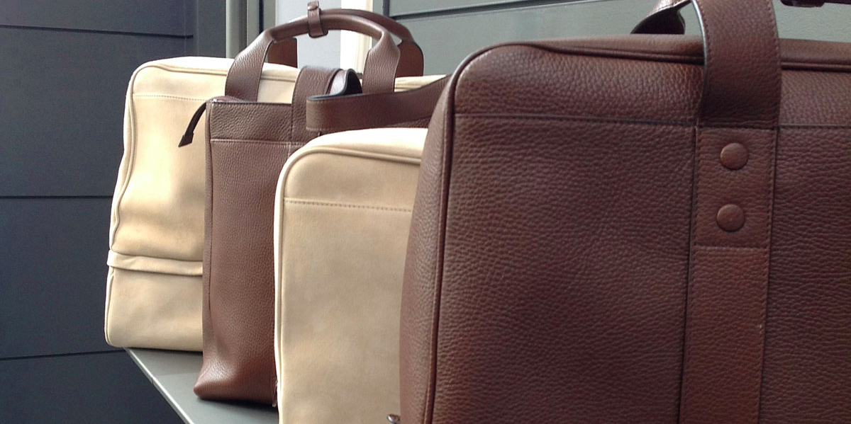 leather bags and satchels
