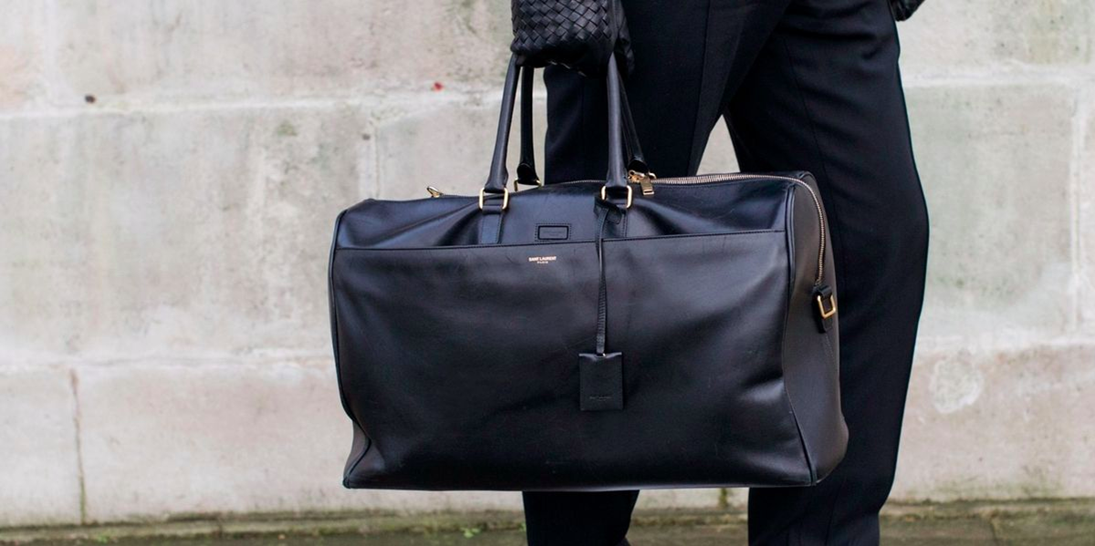 Saint Laurent Duffel Bag