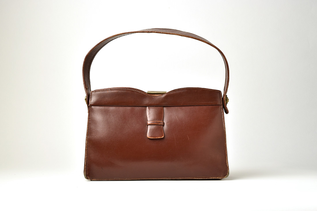1940s style handbag