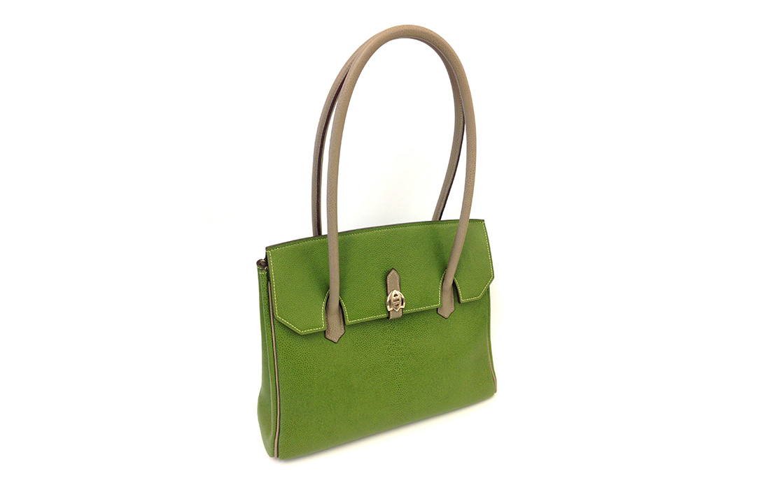 april in paris Scarlett Green handbag
