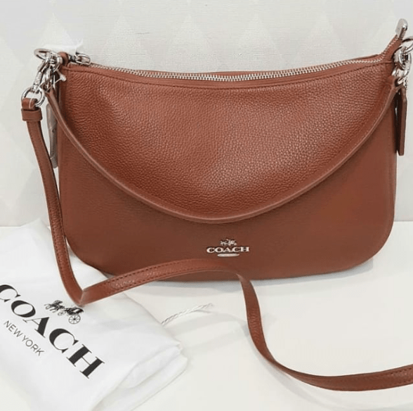 Coach Chelsea Crossbody Brown