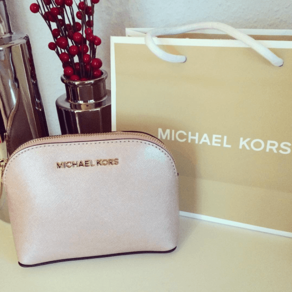Michael Kors Cindy Soft Pink