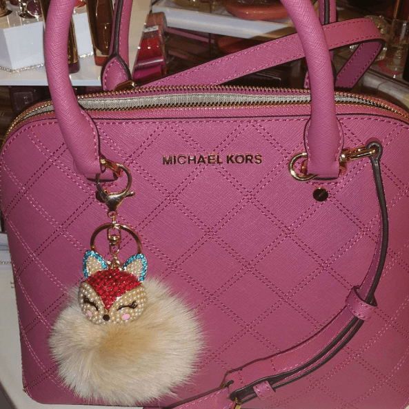 Michael Kors Cindy with charm