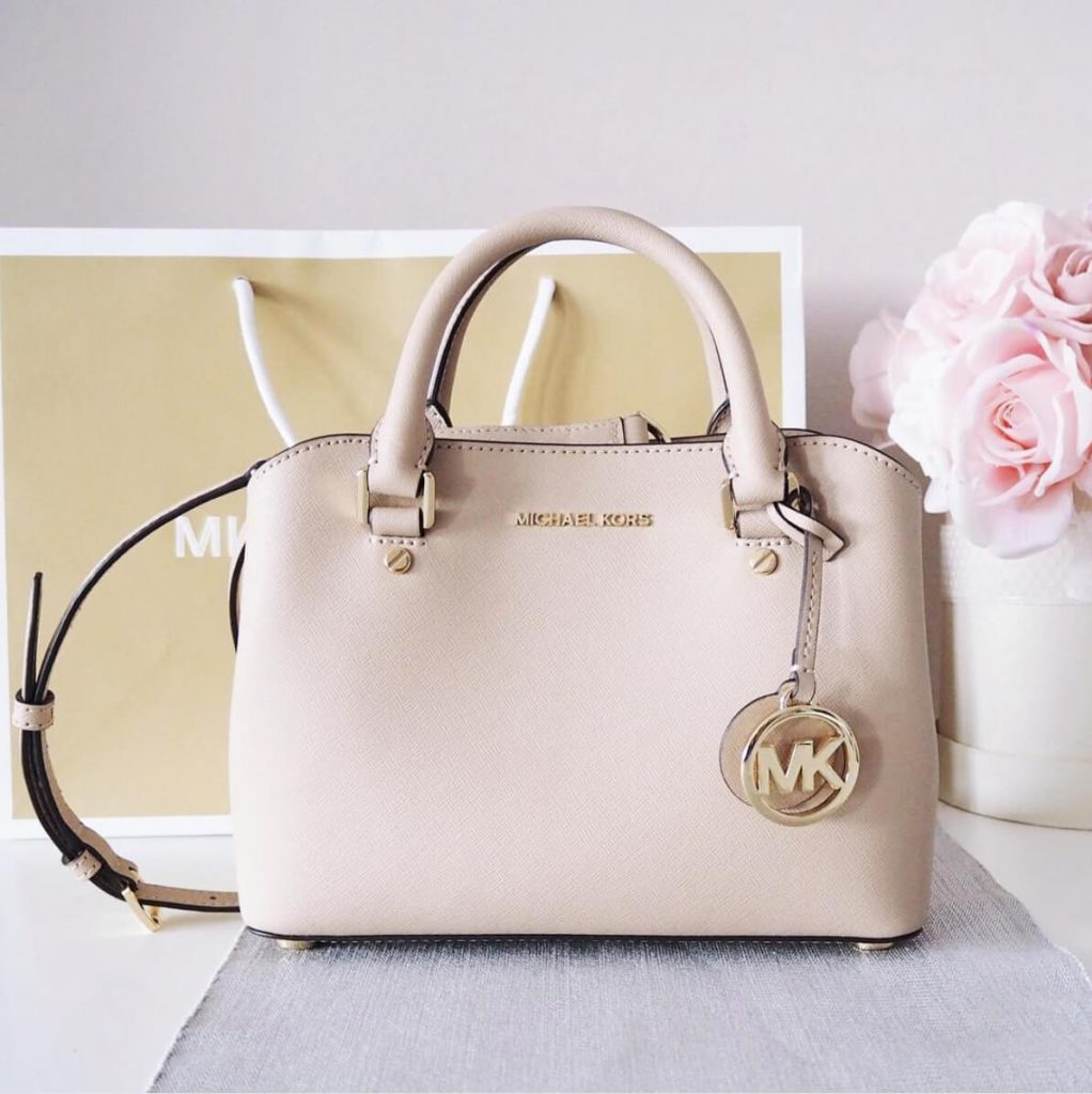 michael kors savannah in pink