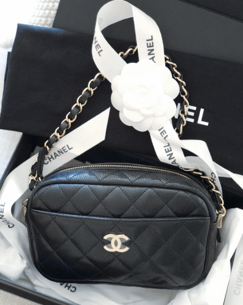 5f0bbb48dbcb Chanel Camera Bag Unboxed