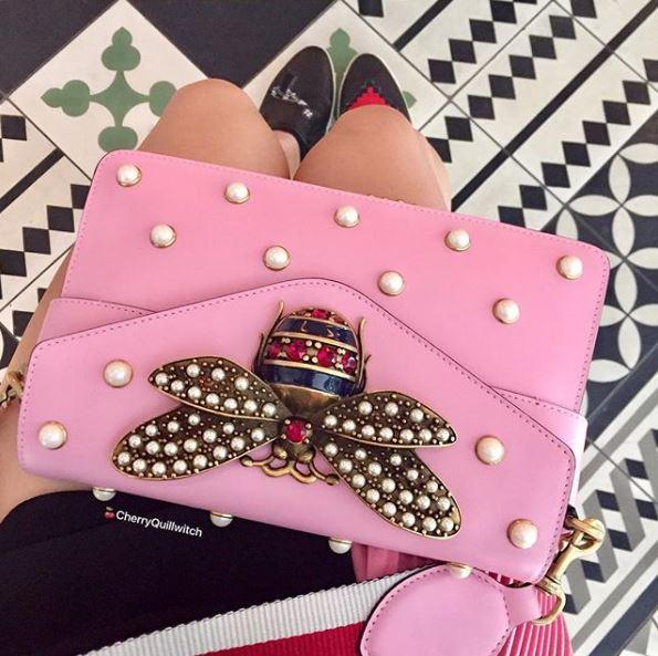 Gucci Broadway Pink