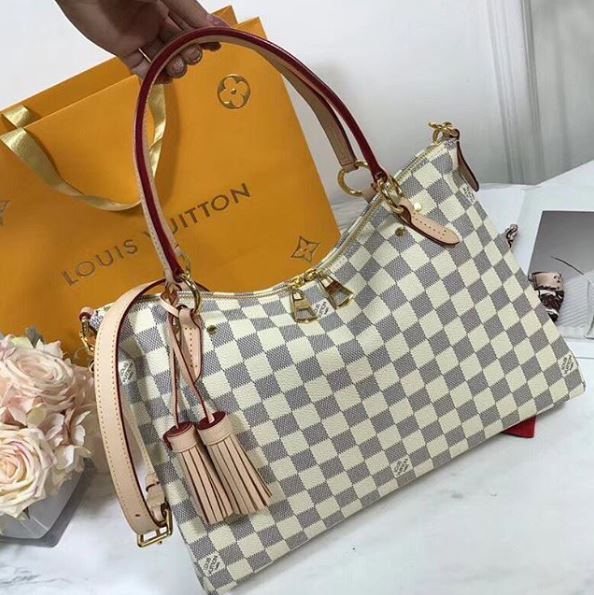 Louis Vuitton Lymington Azur Unboxed