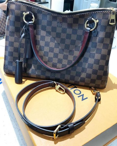 Louis Vuitton Lymington Unboxed