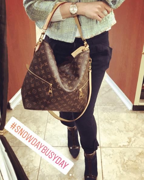 Louis Vuitton Melie Selfie