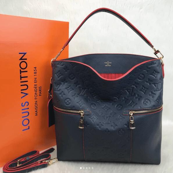 Louis Vuitton Melie Unboxed