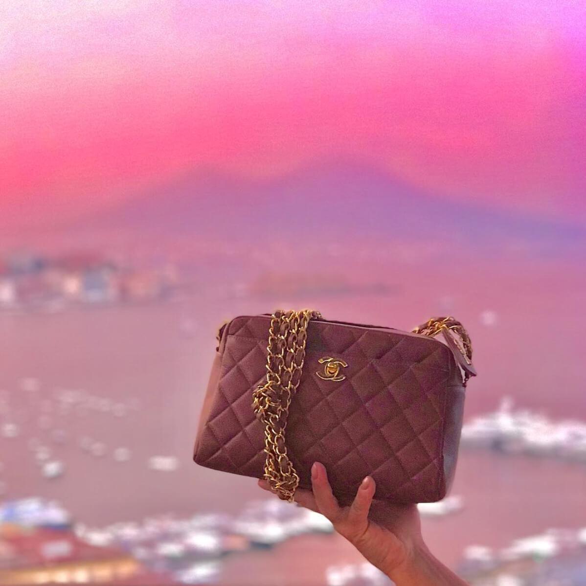 06d24373ba13 Chanel Camera Bag